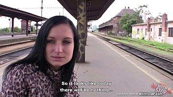 Bitch STOP - Busty teen Nikola fucked outdoor   Video Make Love
