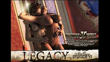 3D Comic: Legacy. Episode 6