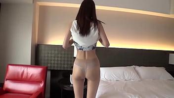 【素人 ハメ撮り 動画】スリムで美乳&美尻!ここまで最強の素人美人お姉さんと主観SEX出来るなんて奇跡としか言えないw