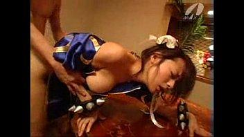 Cosplay nude hot chun li