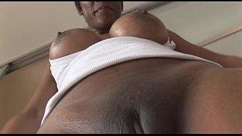 Videos Sexo Hd Busty mature ebony babe in tight spandex cameltoe tease