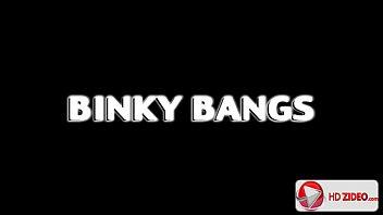 Sean michaels taps the sexy binky bangs