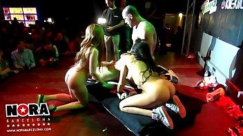 Erotic tour festival & nora barcelona