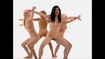 Necessary Asian naked aerobic video