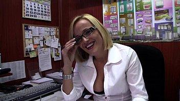 Mini tangas Sex with naughty spanish milf secretary