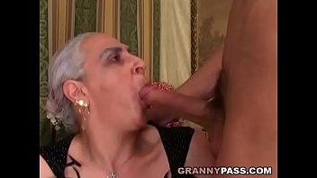 Granny Sucks Huge Young Cock | Video Make Love