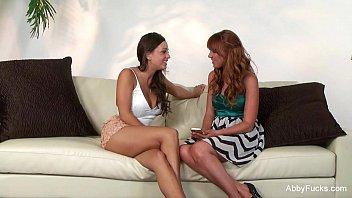 Abigail mac fucks her hot friend