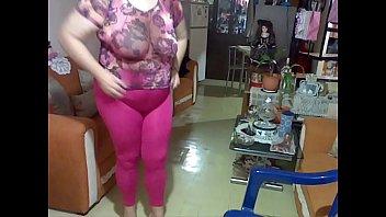 Miniskirter2003 leggins pantyless fucsia blusa ...