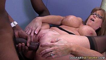 Sexy cougar Darla Crane gets anal from big blac... | Video Make Love