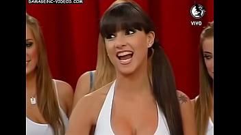 Gabriela ahualli upskirt bowling
