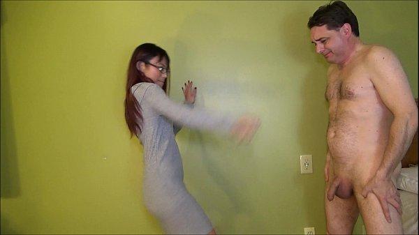 Ballbusting: mistress asia perez kicks brutally in the balls andrea diprè