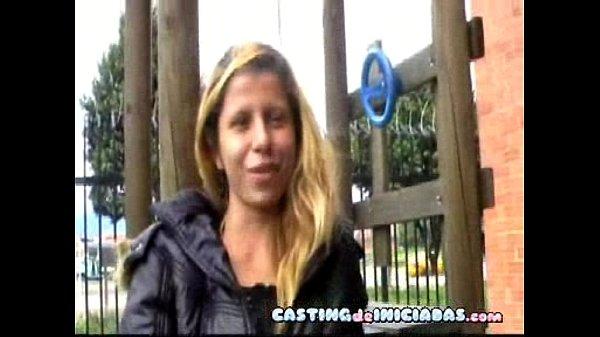 Porno español online, www.adiccionamateur.com - casting marta