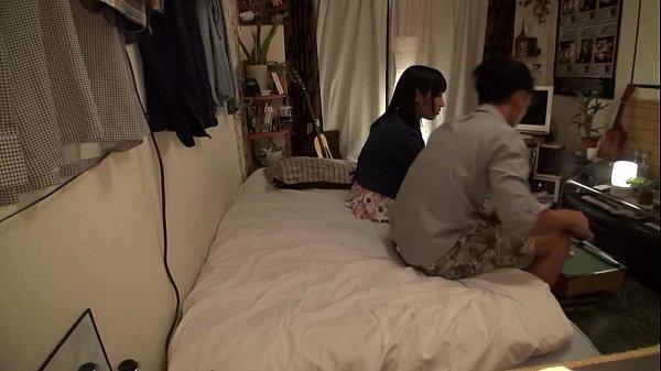(個人収録)清純でカワイくエッチ☆なカノジョとお家部屋でリアルなハメドリ☆