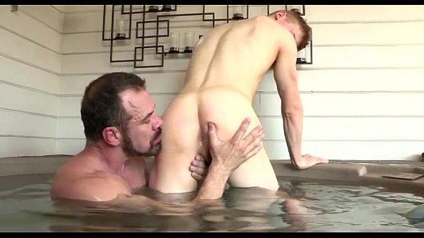 Suju Daddy and I in the pool 24 min