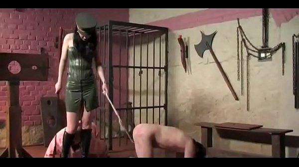 OWK Mistress Sarka and 2 slaves