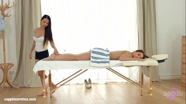 Sensual asian seduction by Sapphic Erotica