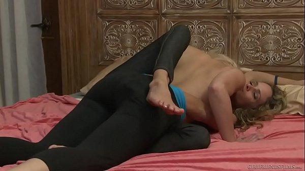 Amazing erotic lesbian sex