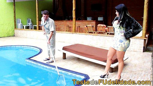 Soraya Carioca Rebolando Gostoso No Pau Duro