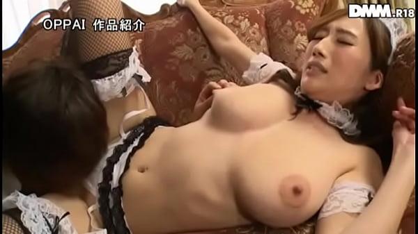 【JULIA】美巨乳メイドのご奉仕セックス!チンコを優しく包み込むマンコ!激ピスで揺れるオッパイ!セクシーアクメ連発!!