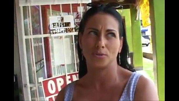 Big Breasted Latina Milf Gets Banged By Black Fat Cocks