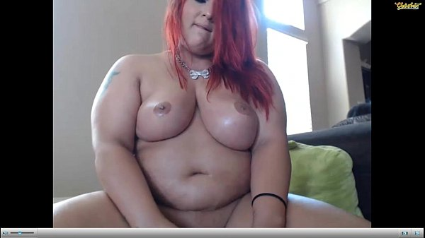redhead bbw webcam