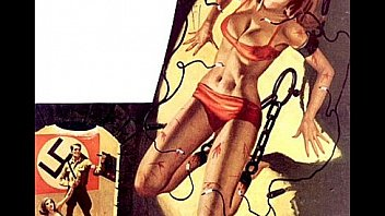 Debbie nomad bondage cartoon