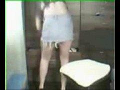 playful girlfriend use a dildo