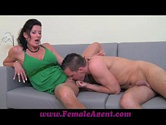 FemaleAgent Stud has natural talent