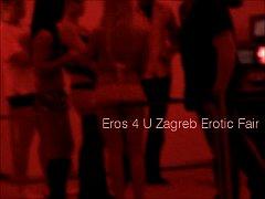 Eros4u Zagreb  2011 stroking dick in public