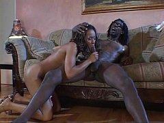 BBC Rubs Beautiful Goddess Misty Stone The Righ...