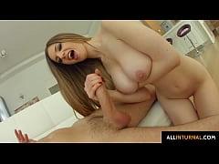 Stella Cox big tit girl getting fucked