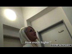 Czech girl Anastasia screwed by pervert strange...