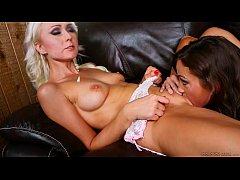 Girls Try Anal - Abigail Mac, Natasha Voya
