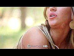 HD FantasyHD - Sexy blonde Cameron Dee is fucke...