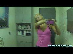 Horny hot babes make homemade videos