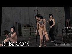 Playgirl is suffering pain pleasures