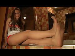 Mariana's Sweaty Feet - www.c4s.com/8983/15146357