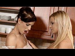 Kitchen Desires - by Sapphic Erotica lesbian se...