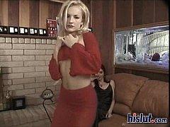 Angela fucked Rebecca