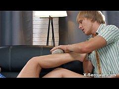 X-Sensual - After foot massage