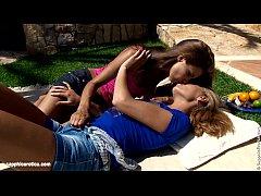 Garden Affair by Sapphic Erotica - lesbian love...
