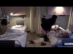 Subtitled uncensored bizarre hospital Japanese ...
