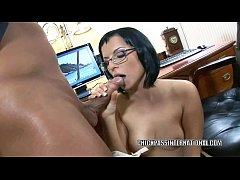Czech slut Renata Black gets her ass fucked in ...