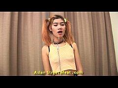 - Asian Teen Hussakee