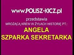 Angela Szparka Sekretarka