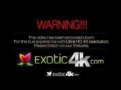 4K HD - Exotic4K Latin Sophia Fiore enjoys anal...