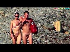 Skinny Amateur Voyeur Beach Teen NUDIST