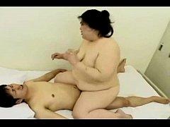 Japanese Ugly BBW