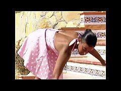 Rosanna Mendes, Beautiful Mulata Dp'ed Under th...