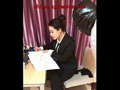 中国素人女王様映像 小剛流浪記01-1社員から女性社...